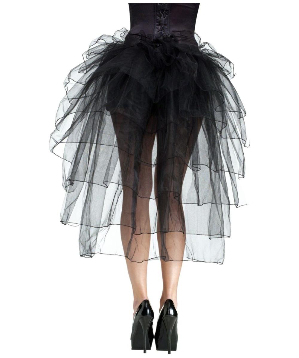 Womans Black Skirt 28