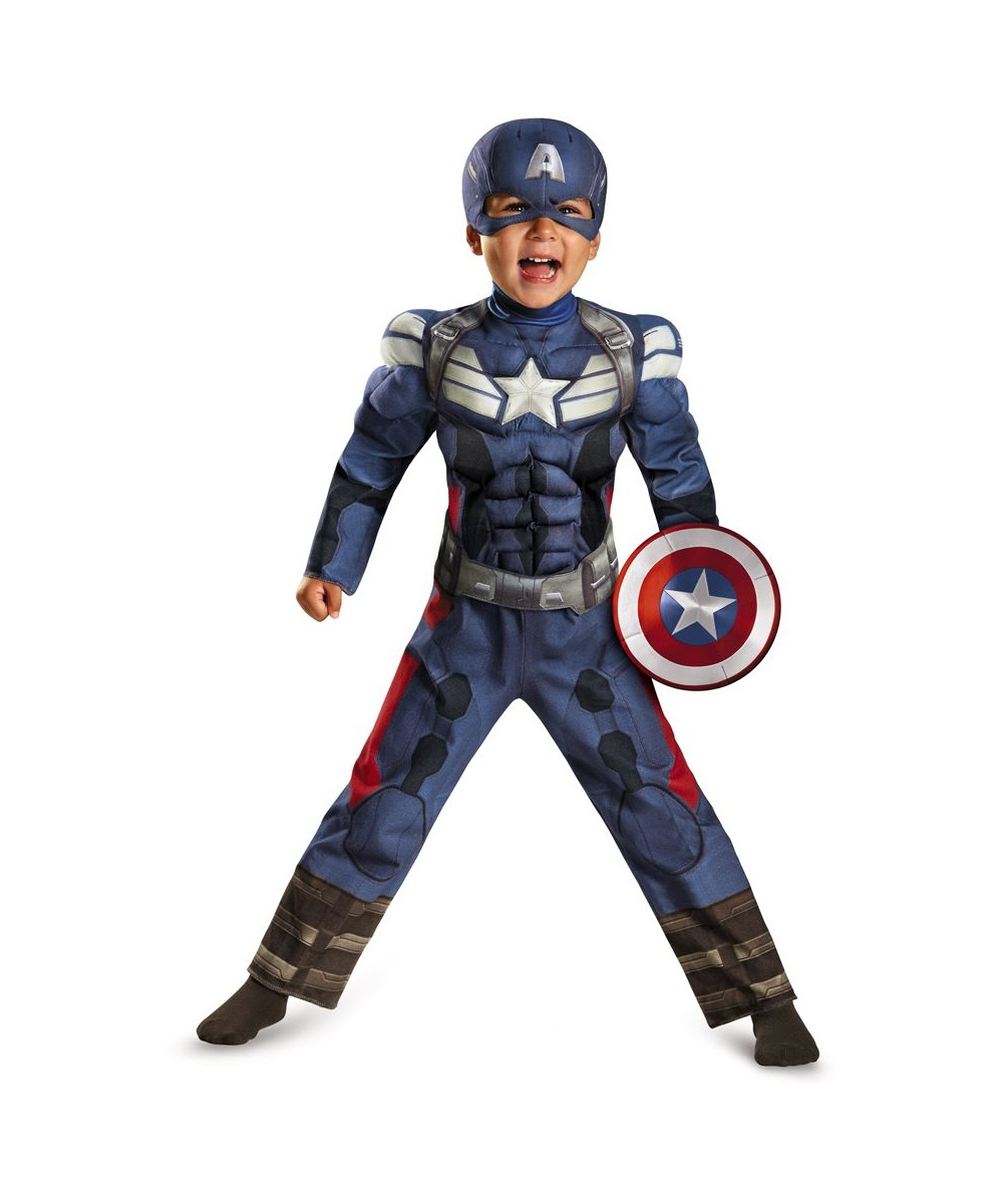 Find great deals on eBay for toddler captain america costume. Shop with confidence.