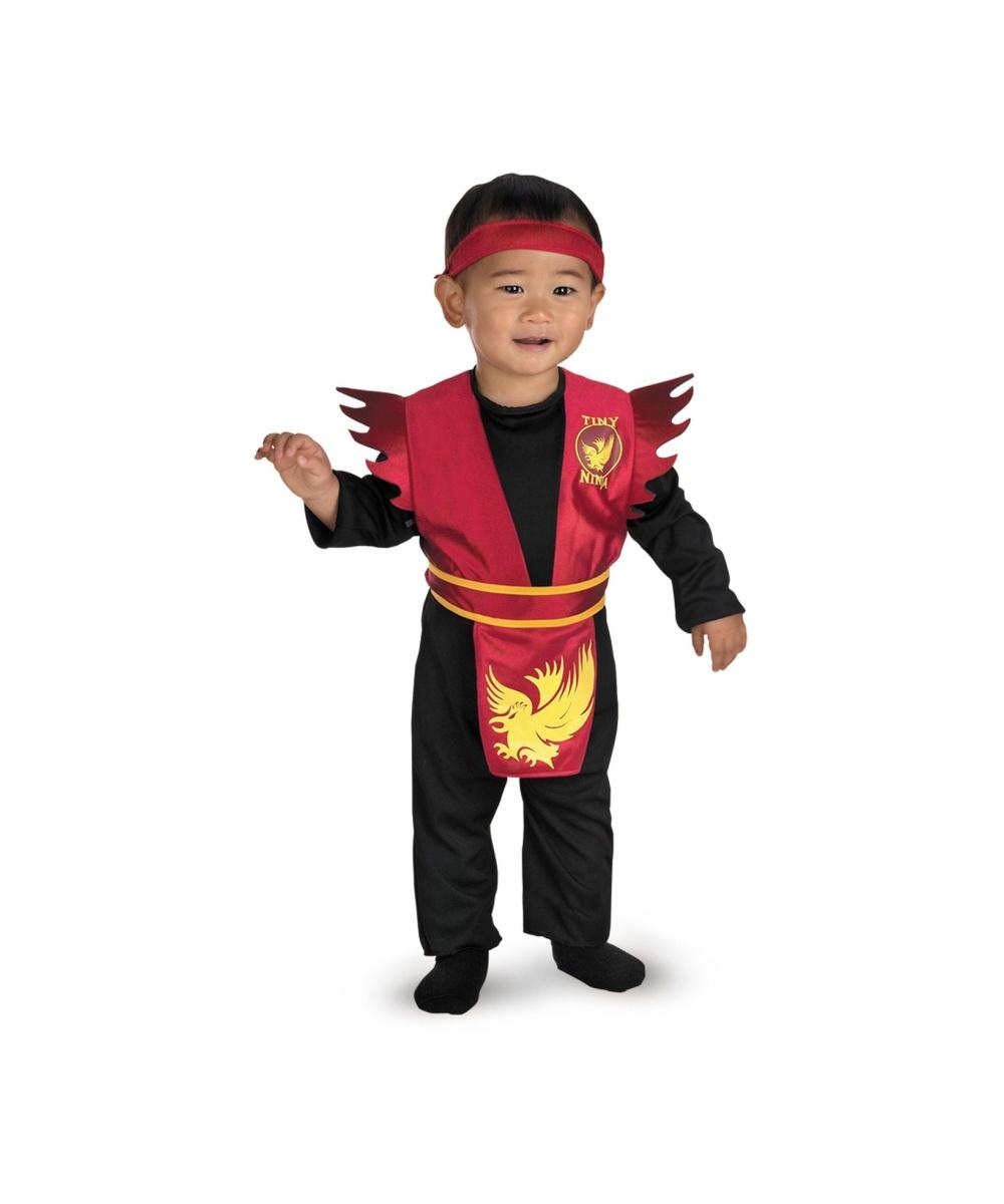 Фото детей в костюме самурая