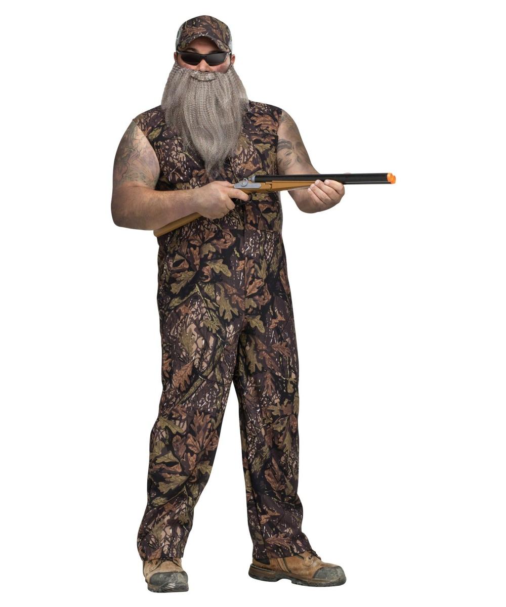 Duck Dynasty Halloween Costumes
