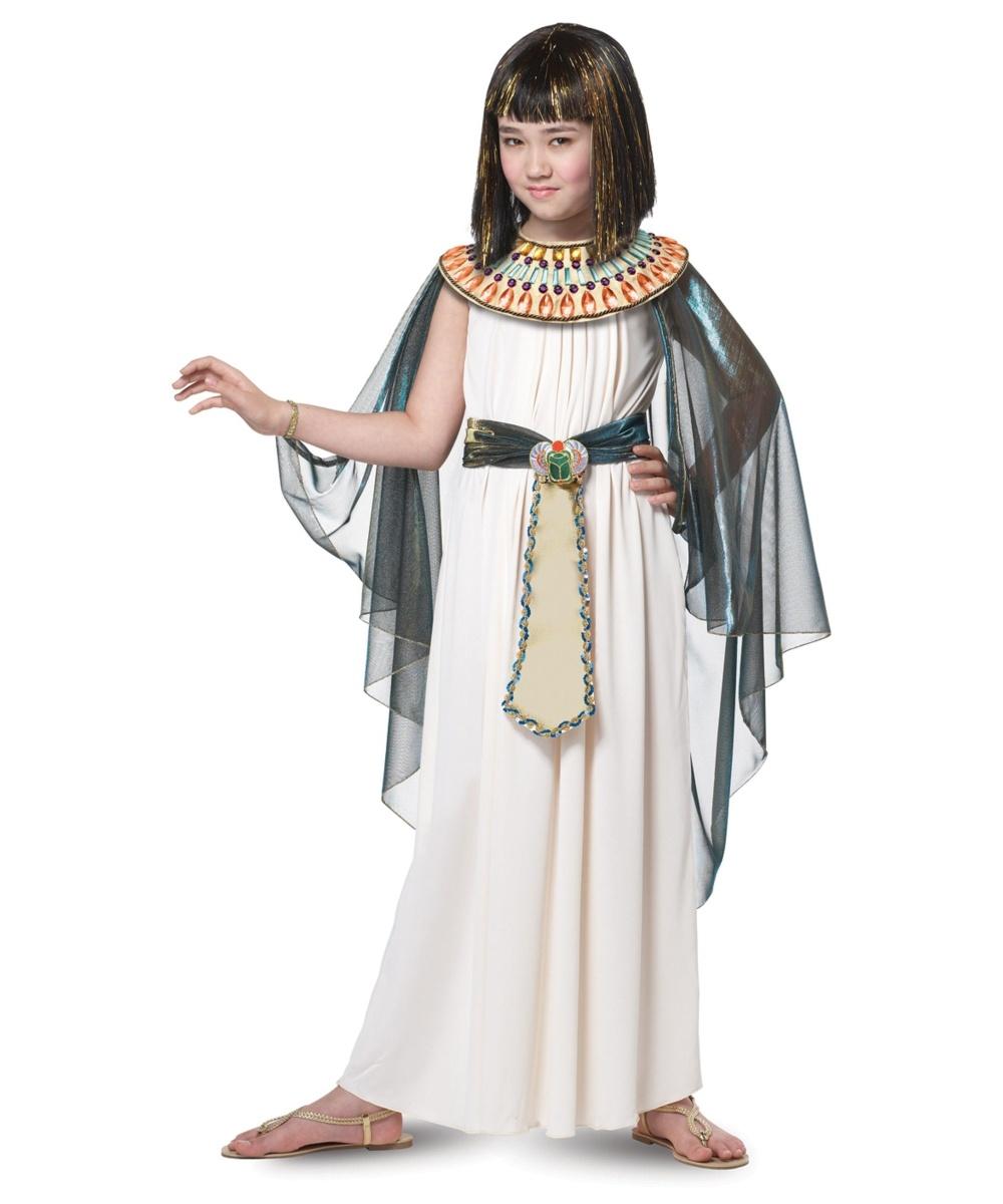 Dark Egyptian Princess Costume Egyptian Princess Kids Costume