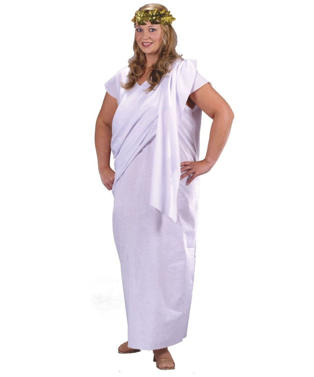 Greek Toga Costume plus size - Women Costume