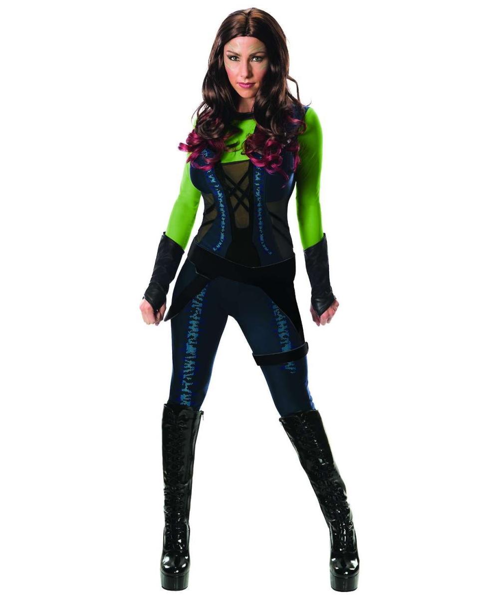 Guardians Of The Galaxy Gamora Women's Costume - Women Costume