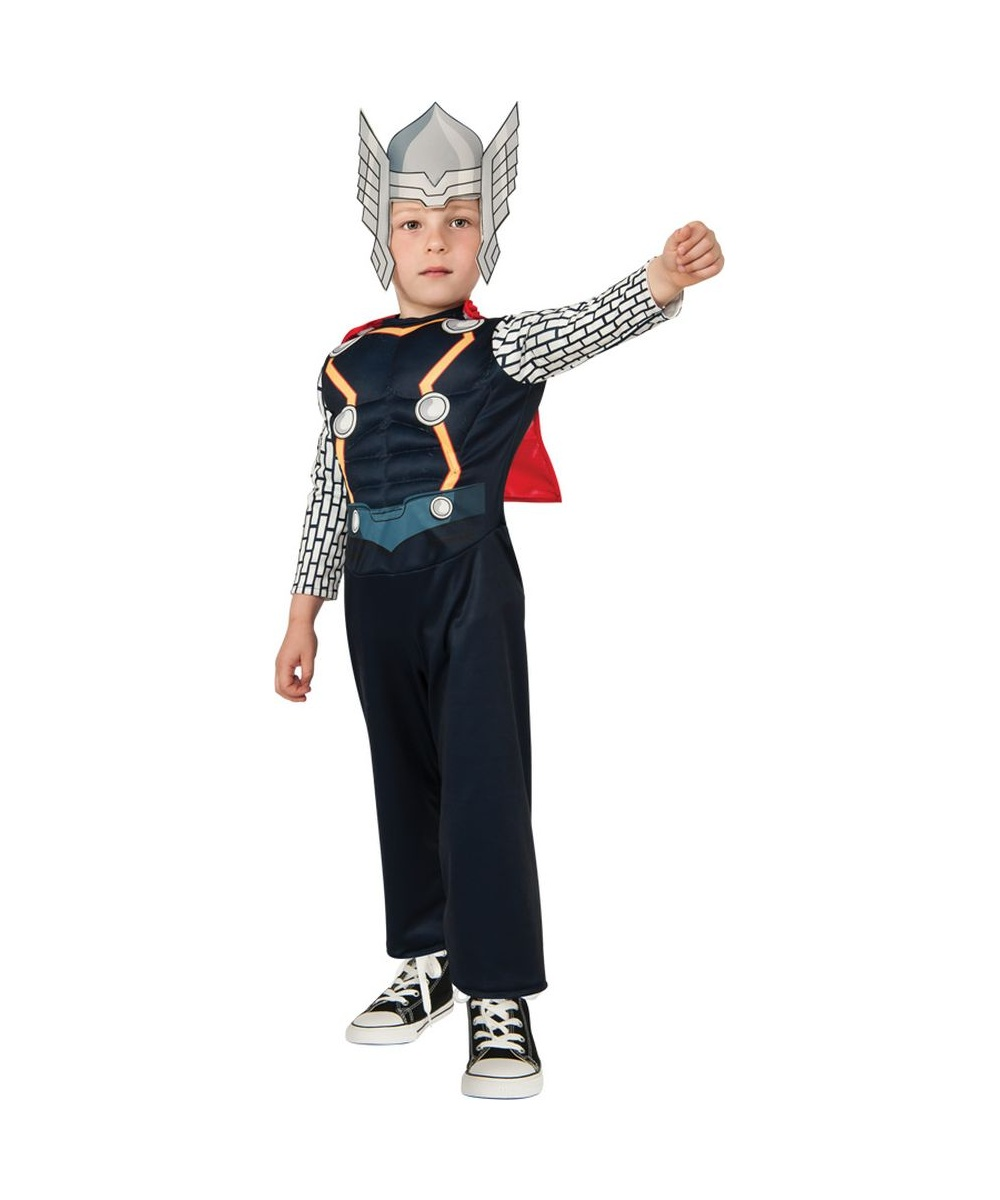 Little Thor Toddler Boy Costume