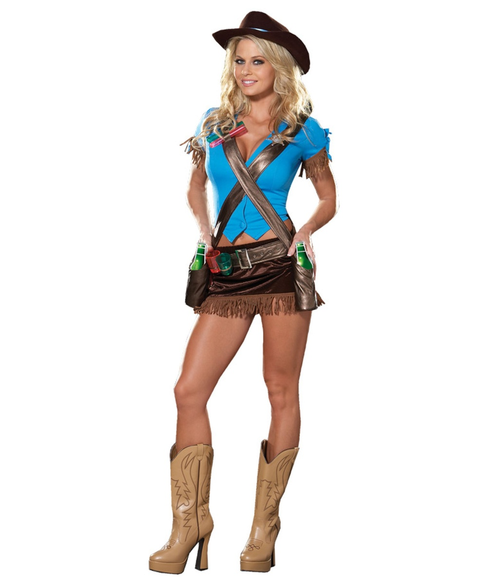 Sexy cowgirl costumes