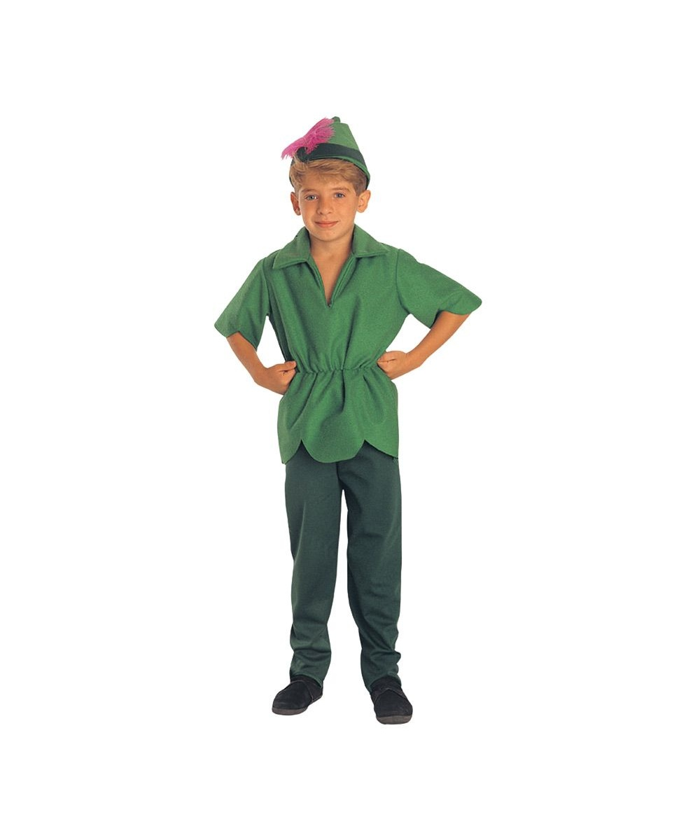 peter pan kids disney halloween costume boys costume. Black Bedroom Furniture Sets. Home Design Ideas