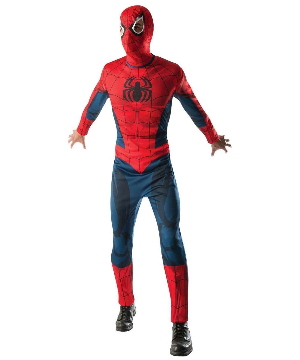 Spider Man Costume - Men Costume