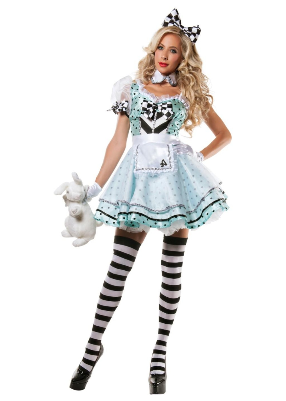 womens adult alice in wonderland costume