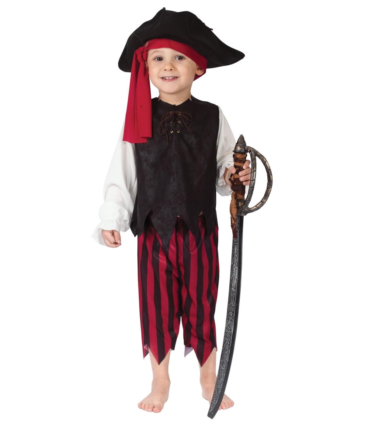 Новогодний костюм пирата своими руками для мальчика фото