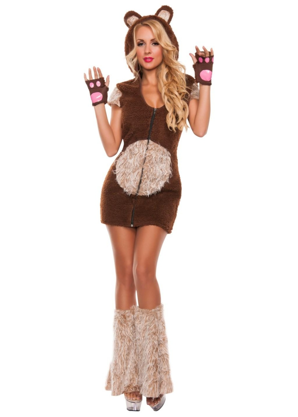 Cuddle Bear Womens Costume General