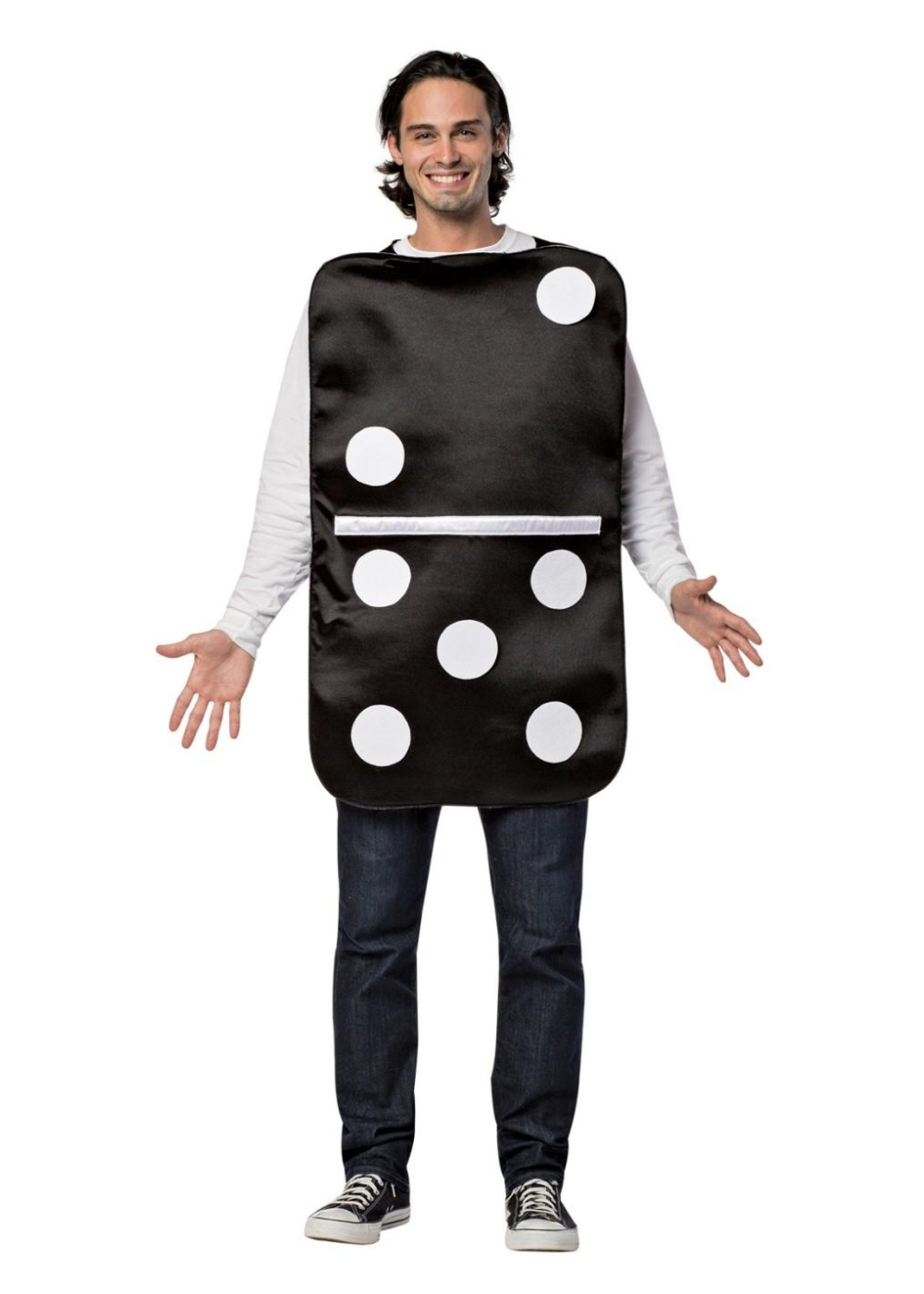 Dominoes Game Costume
