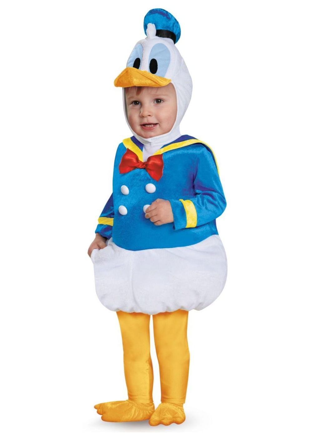Toddler Boy Pirate Costumes: Donald Duck Baby Boy Classic Costume
