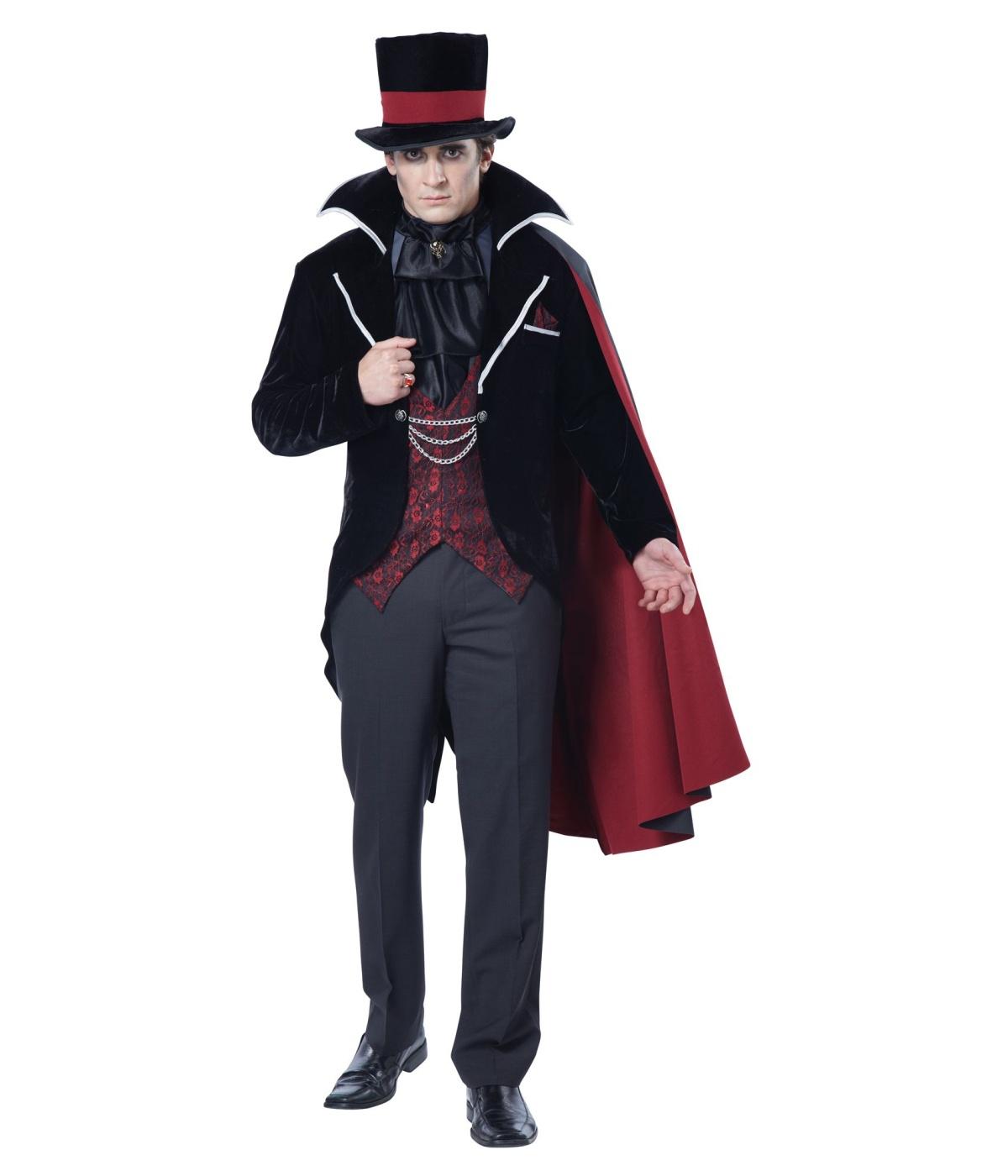 Immortal Vampire Groom Mens Costume - Vampire Costumes
