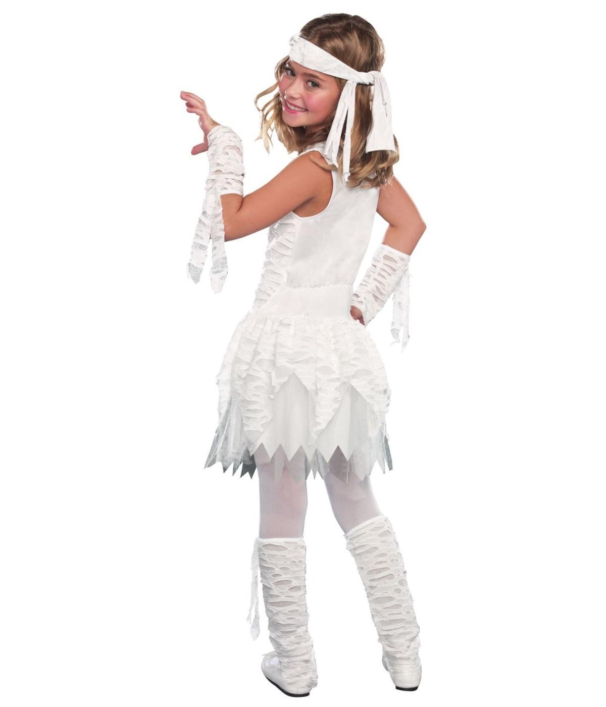 Little mama mummy girls costume egyptian costumes