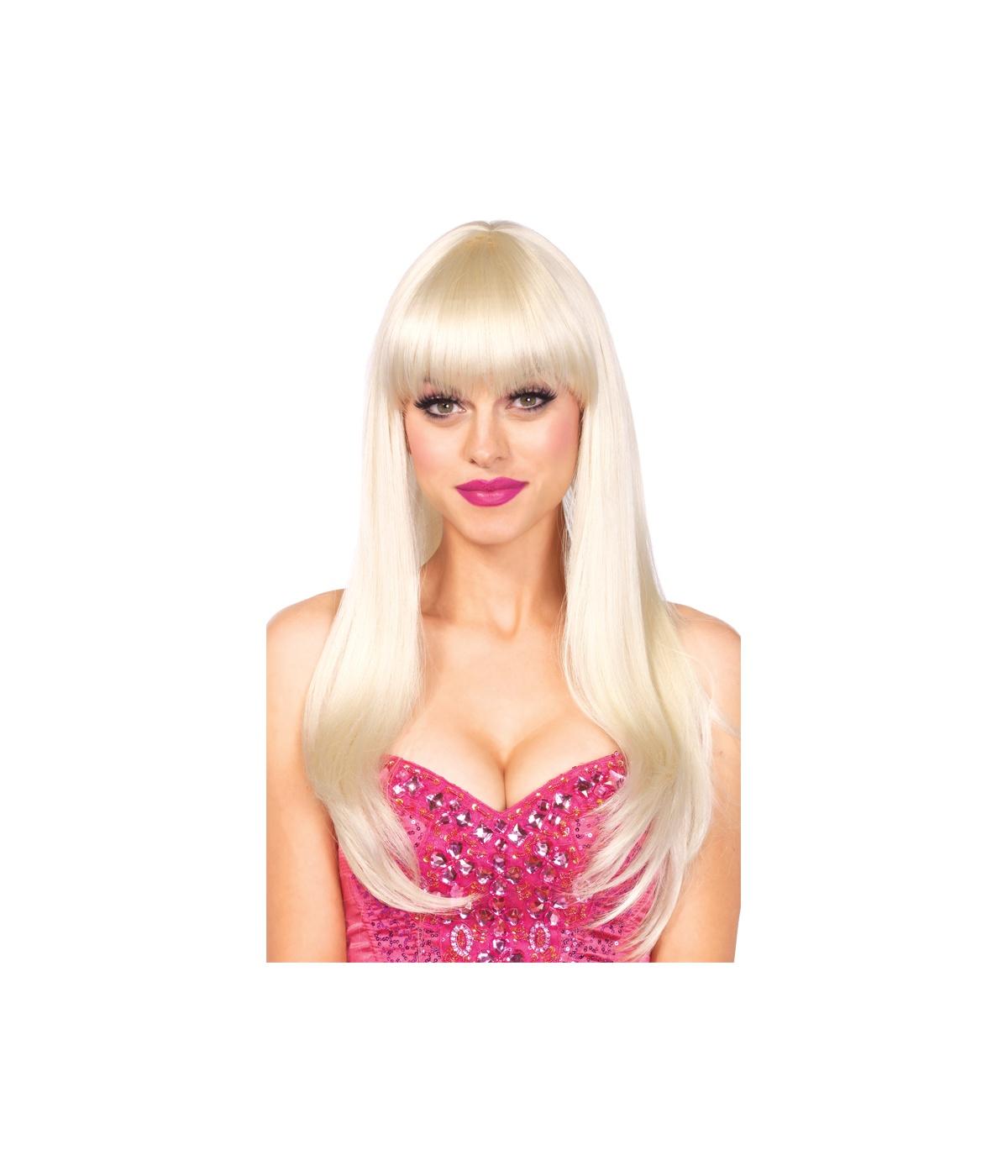 Halloween Blond Wig 26