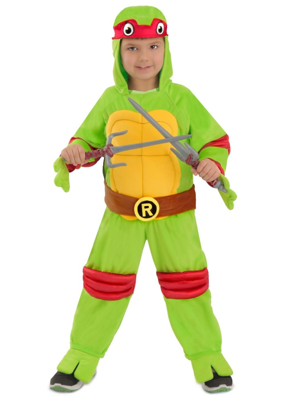 Ninja Turtles Raphael Toddler Boys Costume - Superhero ...