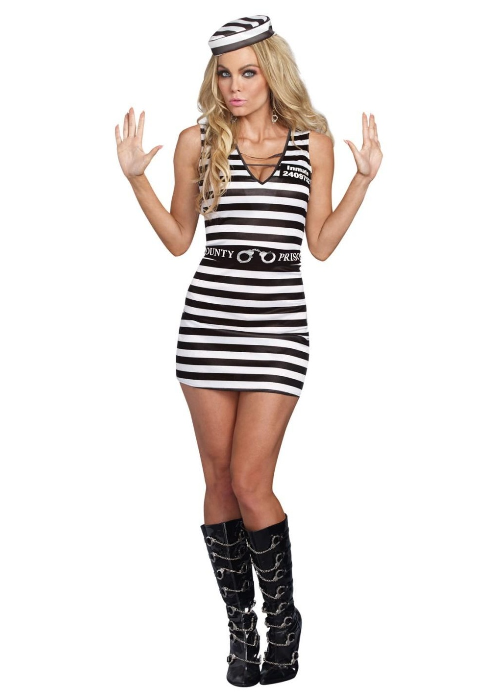 Prisoner Halloween Costume