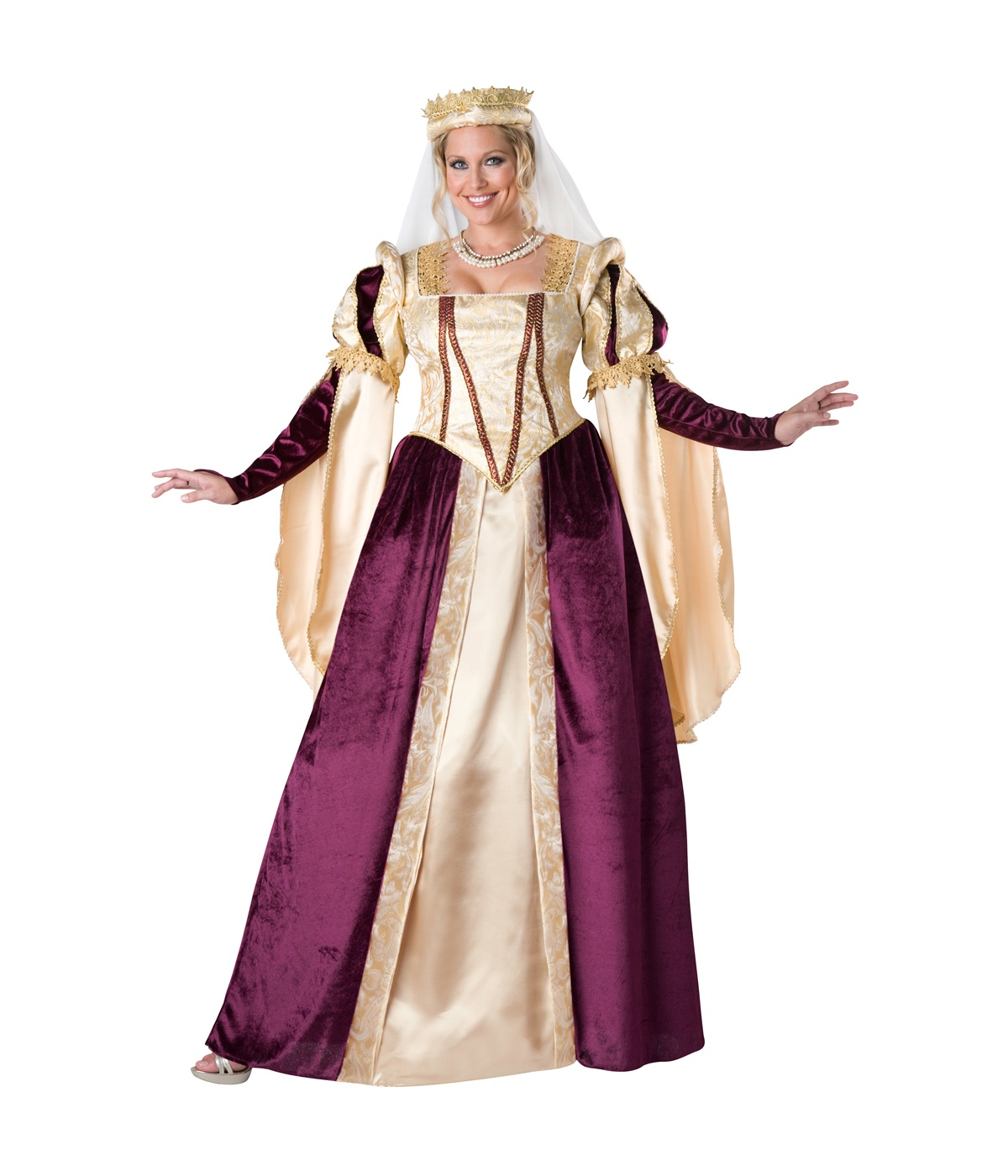 Sorceress Costume Plus Size Plus Size Gown Costume