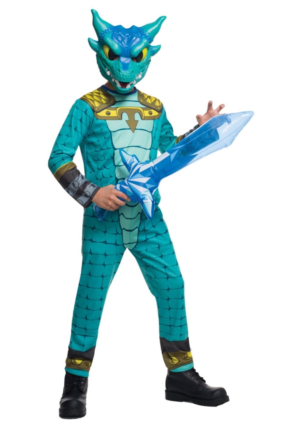 skylanders snap shot trap team boys costume video game