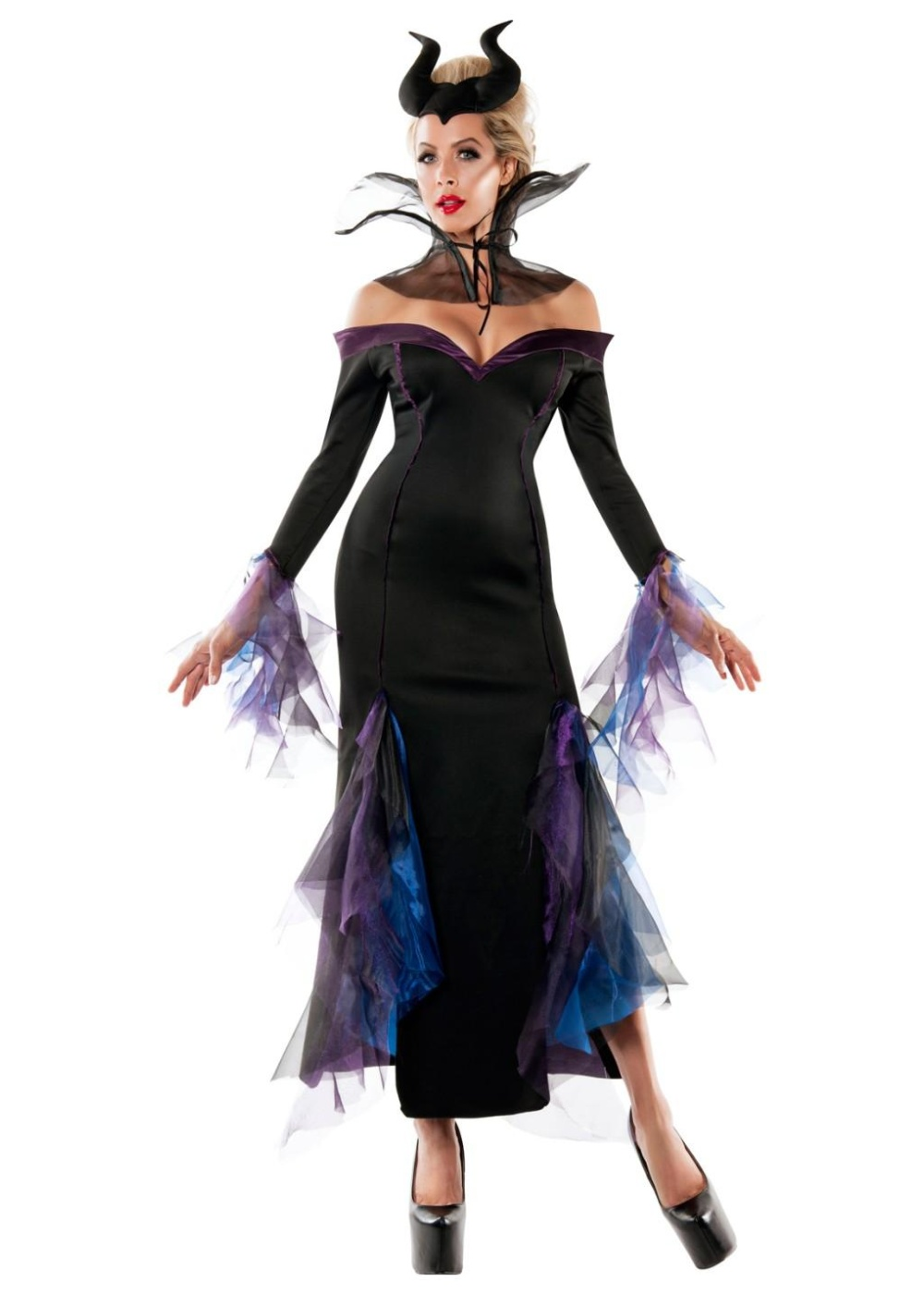 Thirteenth Fairy Maleficent Womens Costume