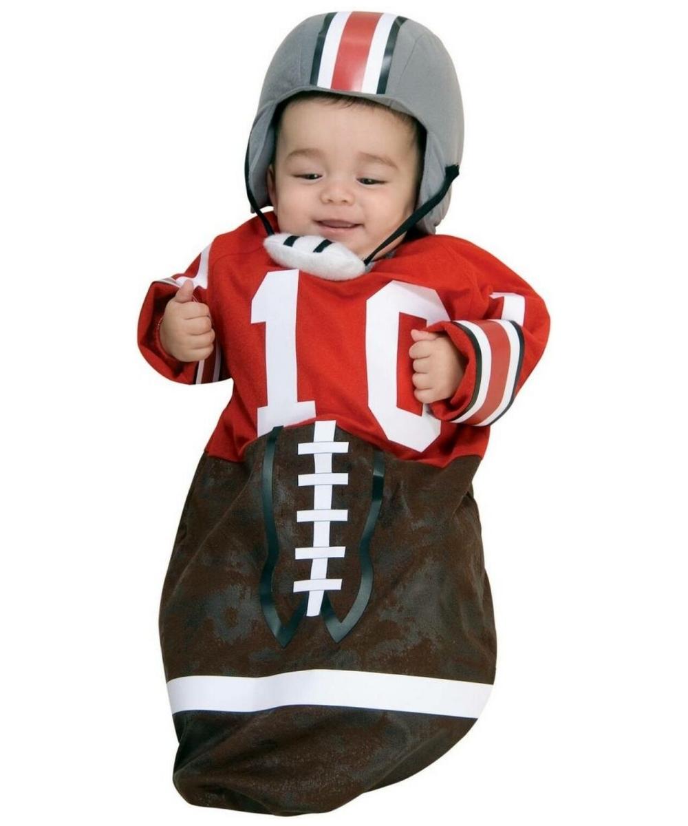 Football Player Halloween Costume For Kids