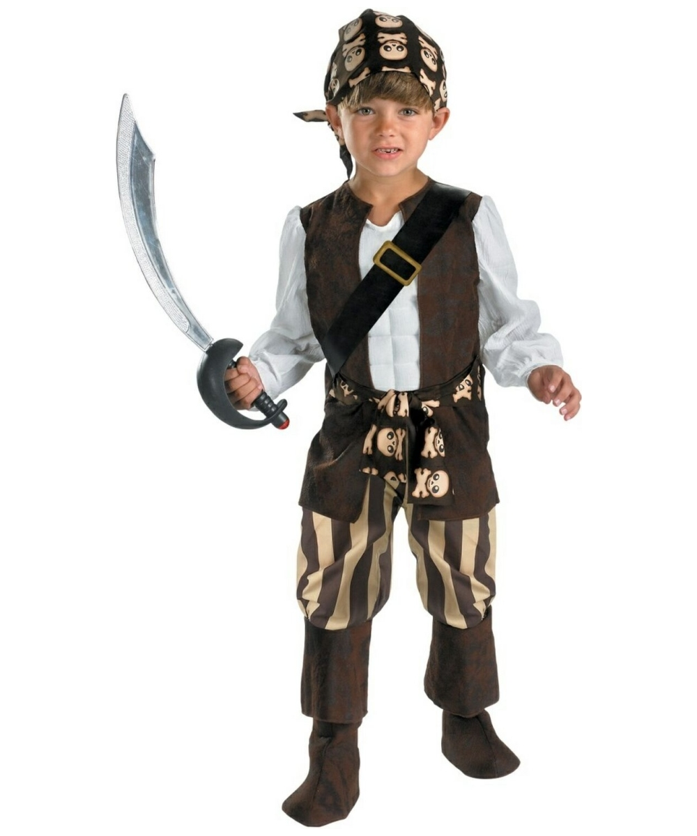 Rogue Pirate Baby Costume Boys Costumes