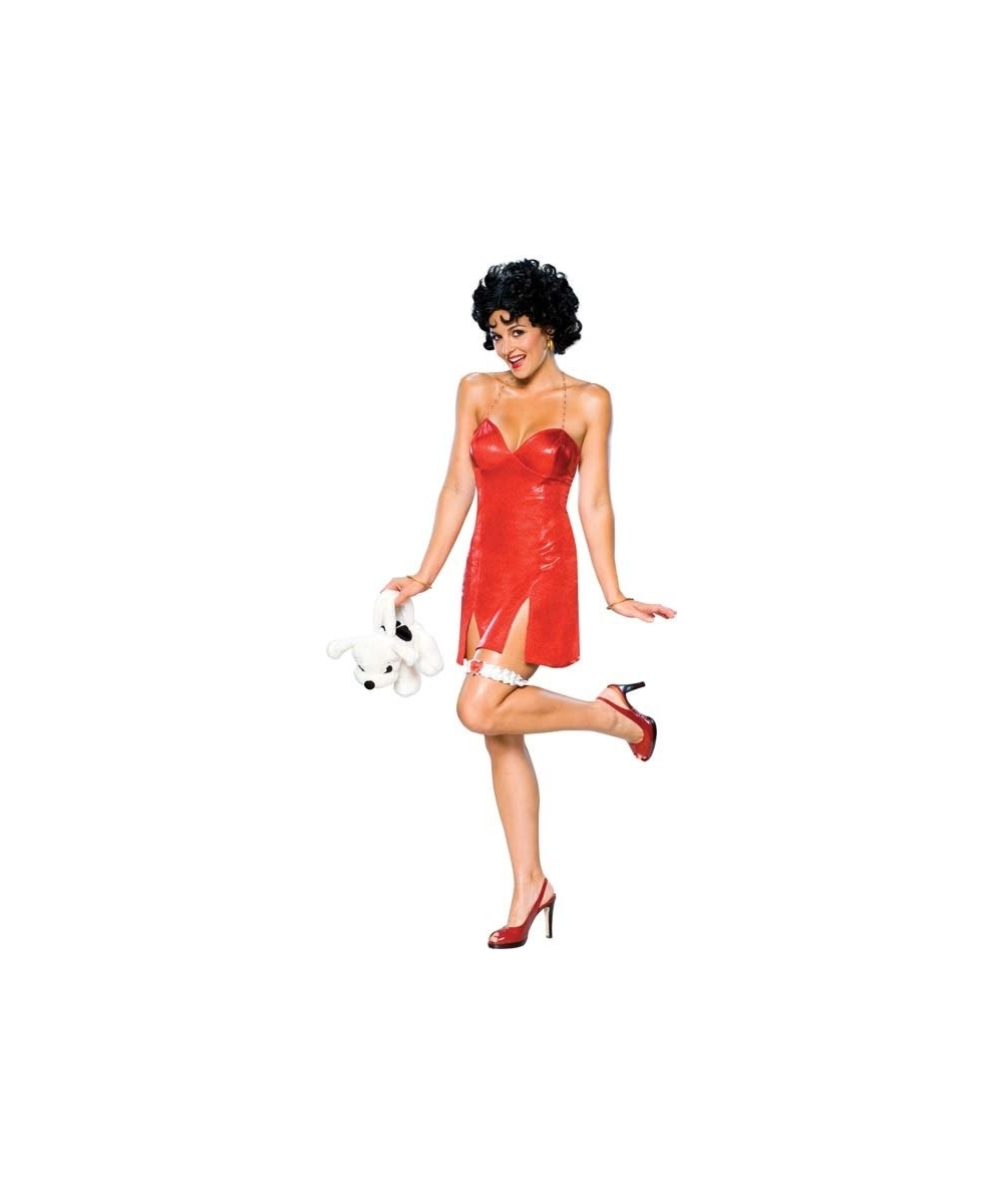 glamorous betty boop betty rubble costume haloween costume