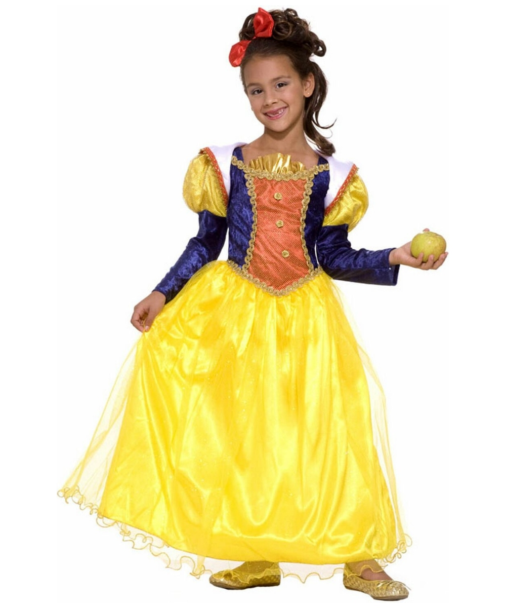 Snow White Costume Kids Snow White Girls Costume