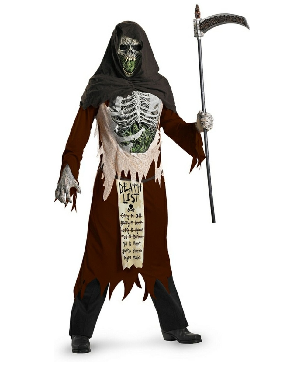 Soul Collector Costume - Adult Costume - Scary Halloween Costume ...