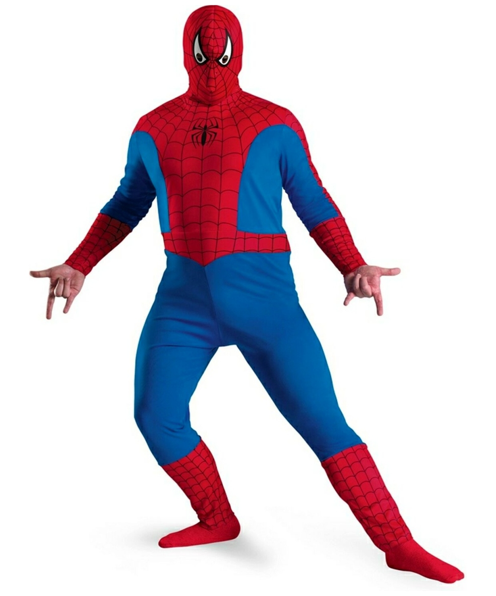 adult spider man costumes