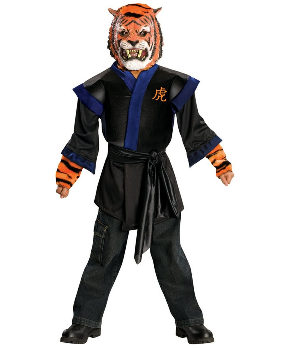 Ninja Tiger Boys Costume
