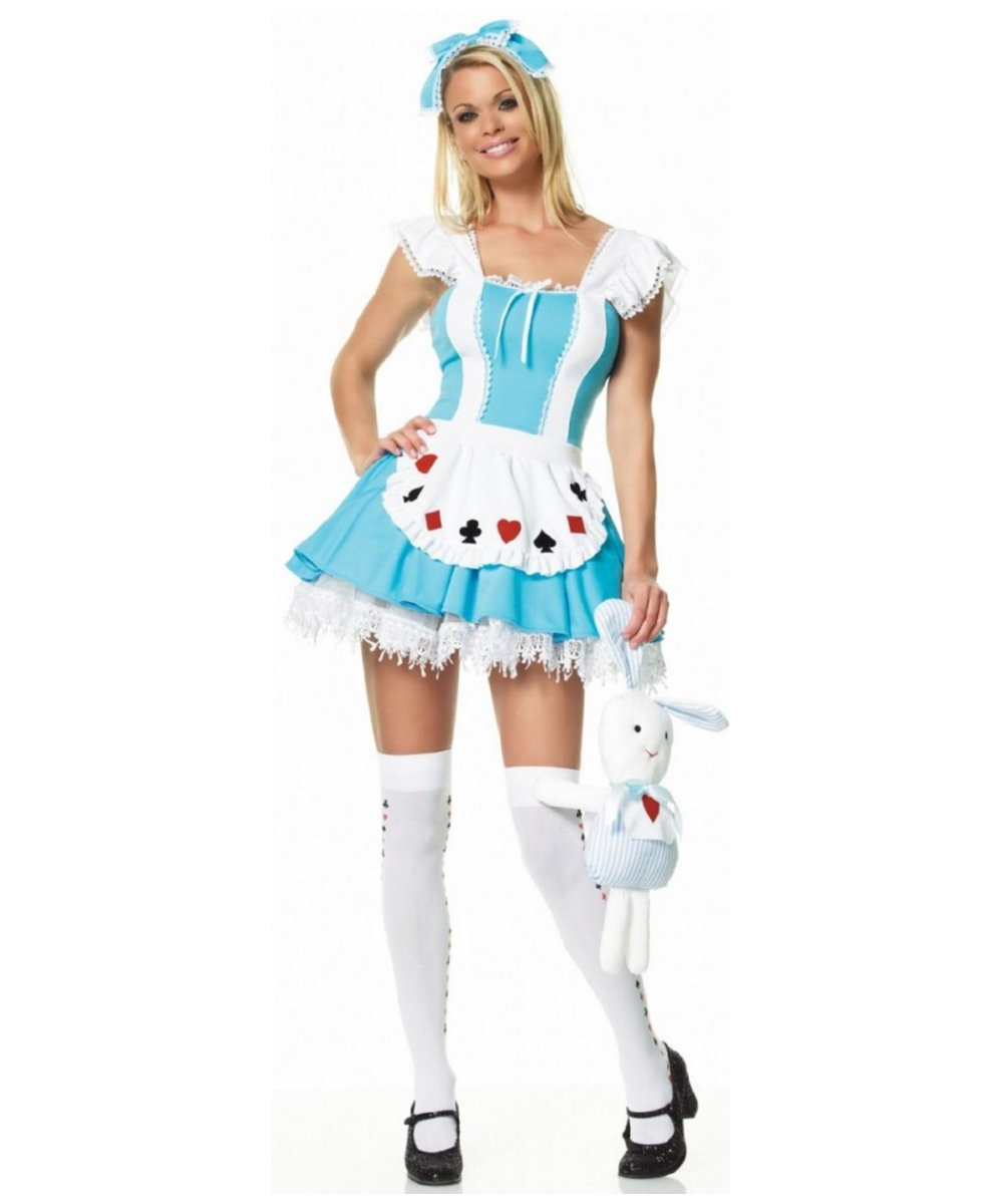 Sexy Alice In Wonderland Costumes 44