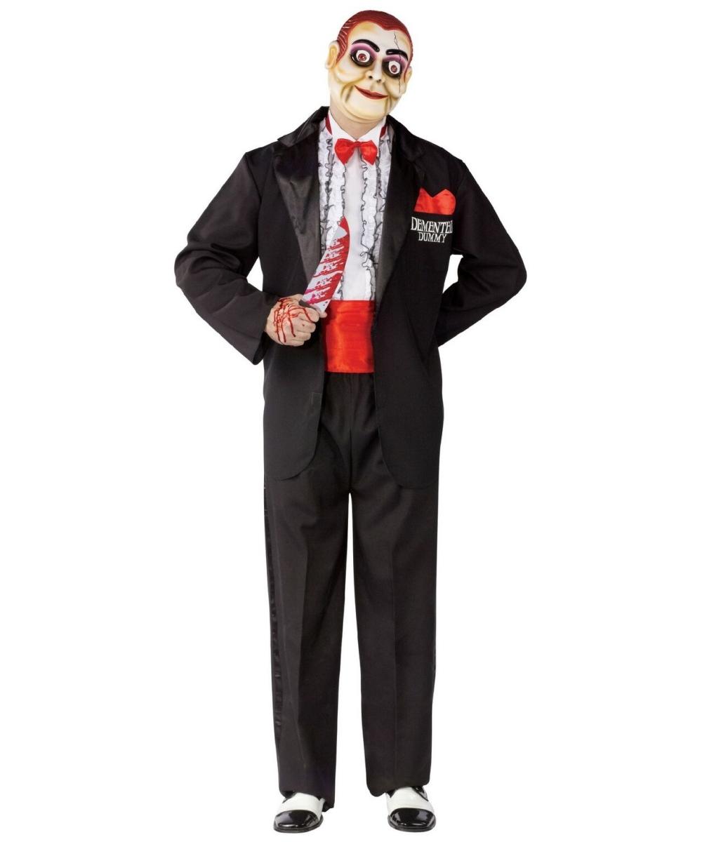 Ventriloquist Dummy Sl...