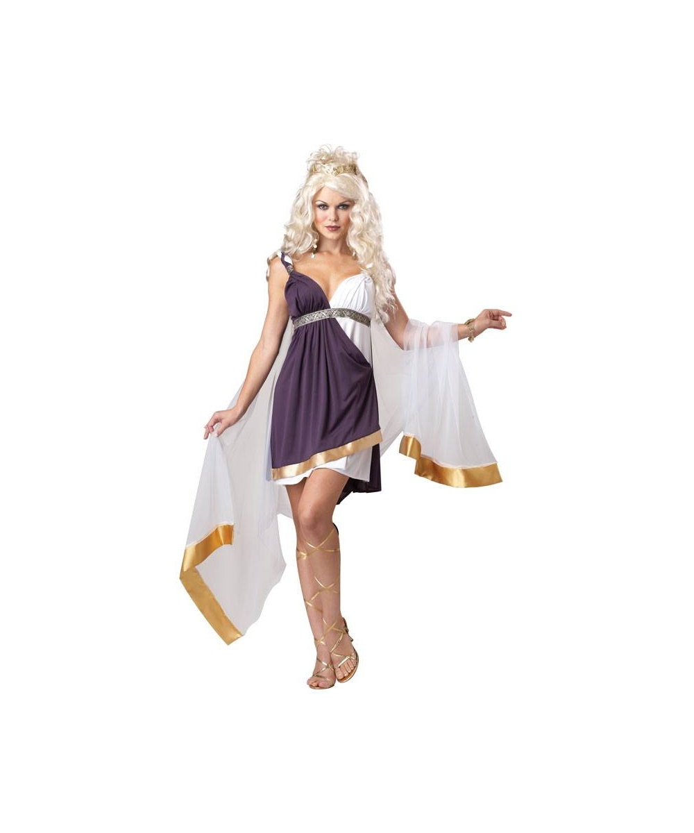 VENUS GODDESS OF LOVE WOMENS COSTUME - Greek Costumes