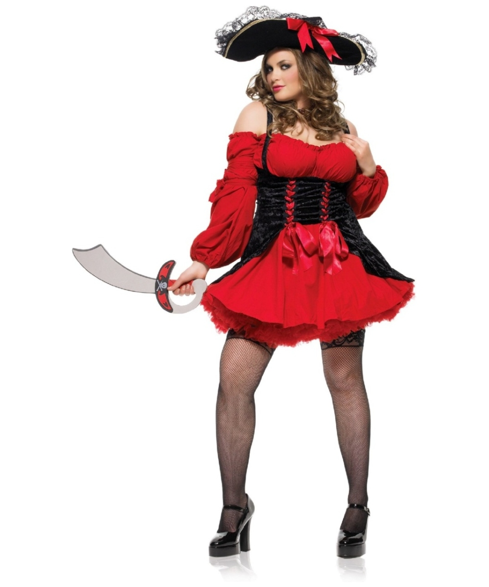 Sexy plus size costumes for women
