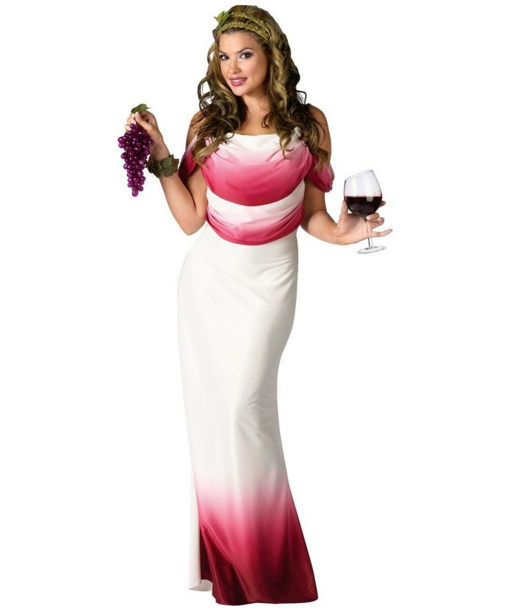 Wine Goddess Costume
