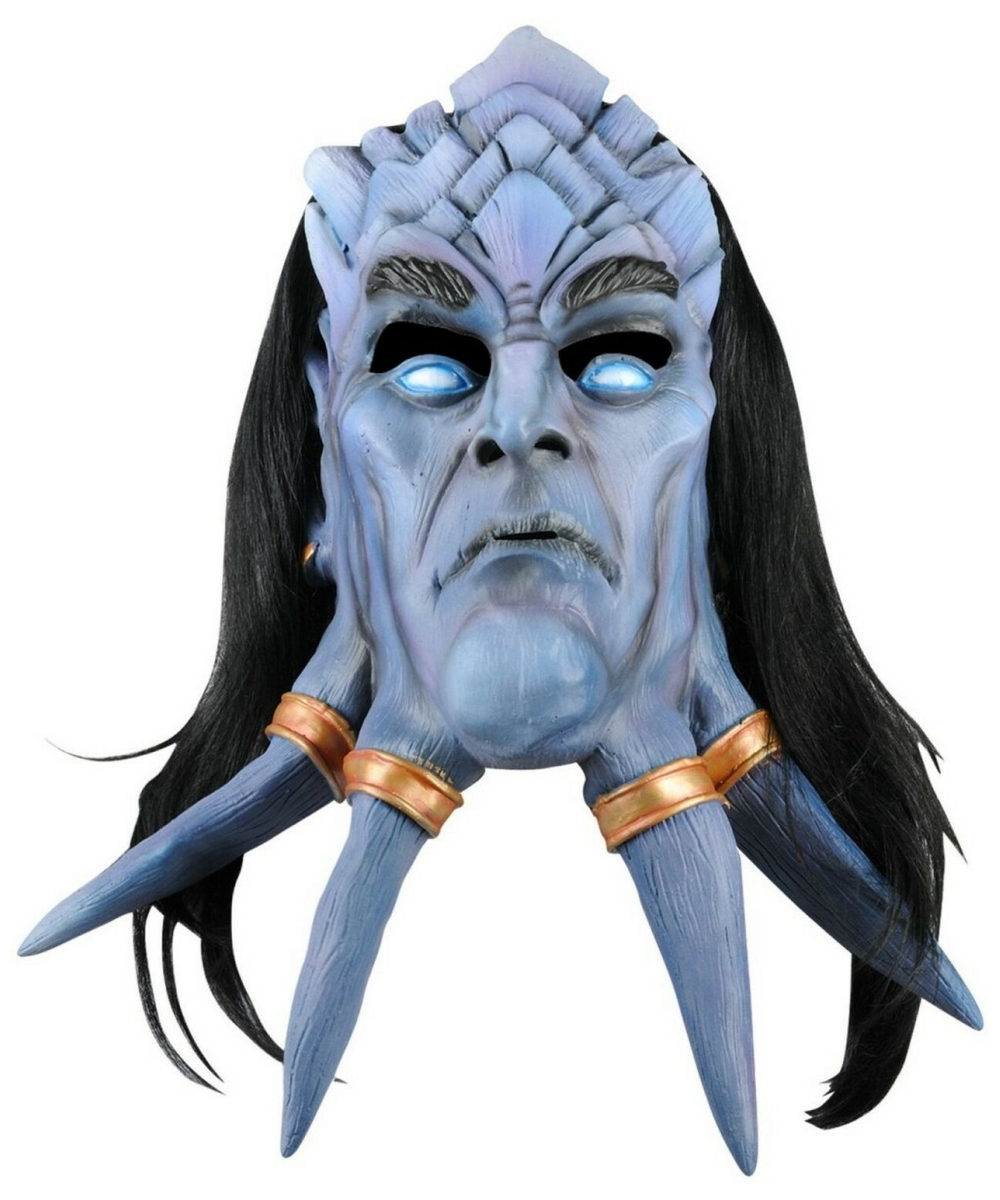 Adult Worldof Warcraft Draenei Mask