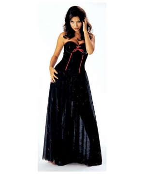 Gothic Madame Teen Costume