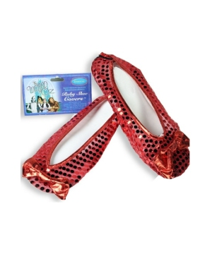 Ruby Slippers Shoe cover