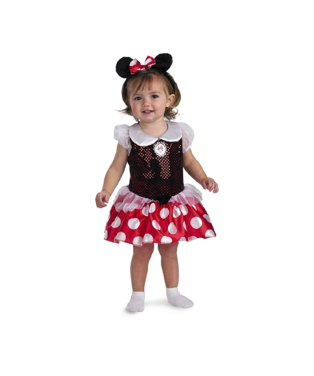 minnie disney baby kids costume girls disney costumes. Black Bedroom Furniture Sets. Home Design Ideas