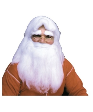 Santa Wig Beard
