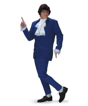 Austin Powers Costume