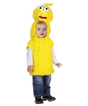 Big Bird Vest Toddler Costume