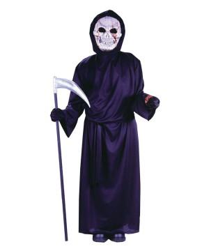 Bleeding Grim Reaper Kids Costume