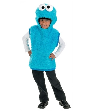 Cookie Monster Boys Costume