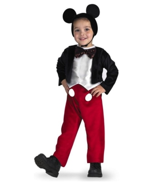 Mickey Mouse Disney Boys Costume deluxe