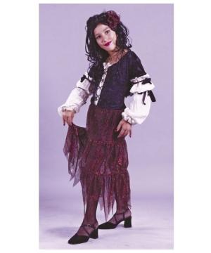 Gypsy Rose Child Costume