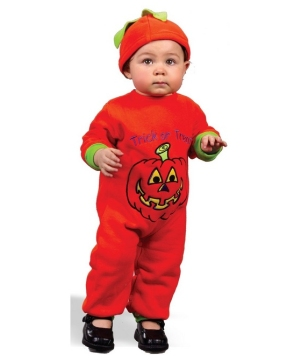 Little Pumpkin Baby Costume