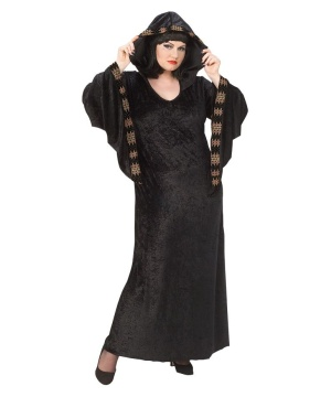 Midnight Priestess plus size Costume