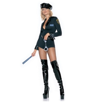 Sexy Cop Womens Costume